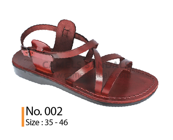 Jerusalem Handmade Leather Sandals