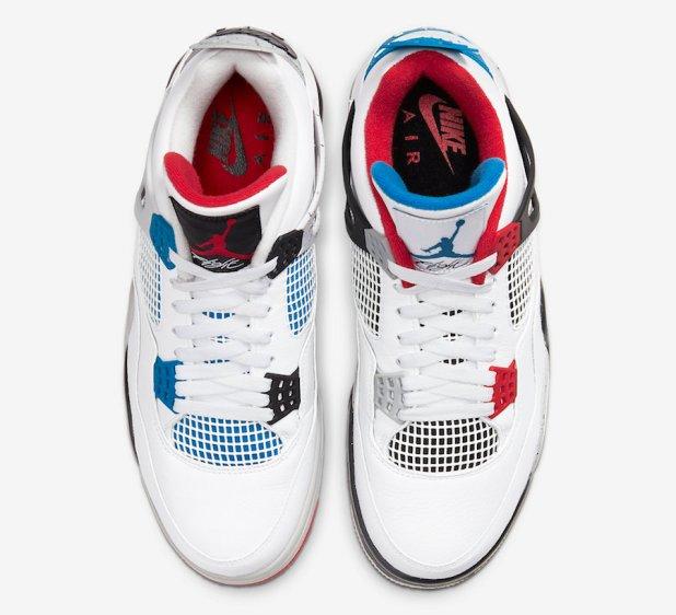 Nike Air Jordan 4 - What The - CI1184-146 - 04