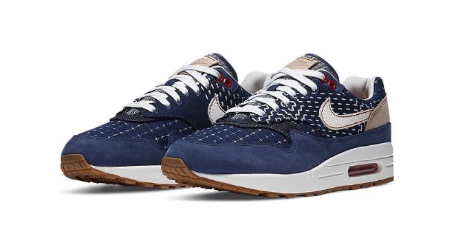 Nike Air Max 1 - Denham - cw7603-400 - Sneaker Forum