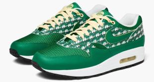 Nike Air Max 1 Premium - Pine Green Lemonade (CJ0609-300)