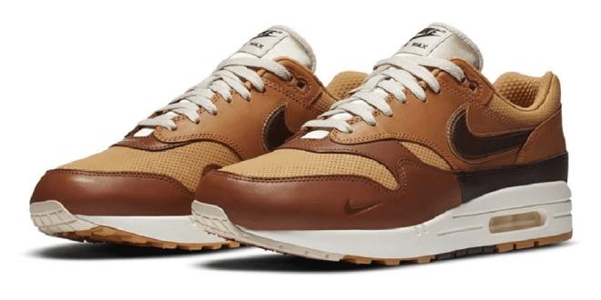 Nike Air Max 1 - SNKRS GOT EM - Brown - DA4302-700 - 08-08-2020