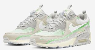 Nike Air Max 90 - Trail - Light Bone - Platinum Tint (CZ9078-010)