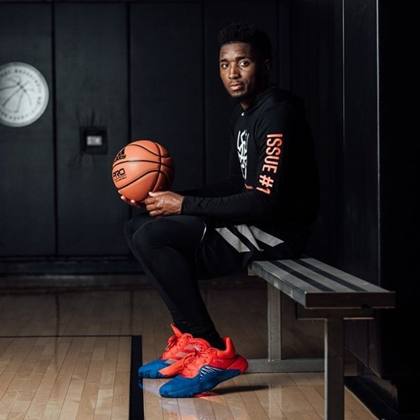 adidas-x-marvel-launch-donovan-mitchell's-first-signature-shoe