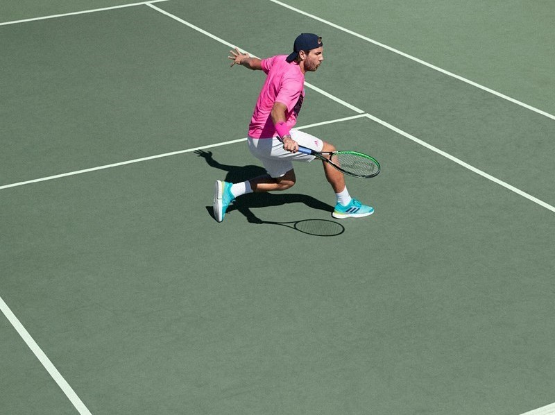 adidas-unveils-new-high-performance-tennis-collection,-bringing-colour-to-london