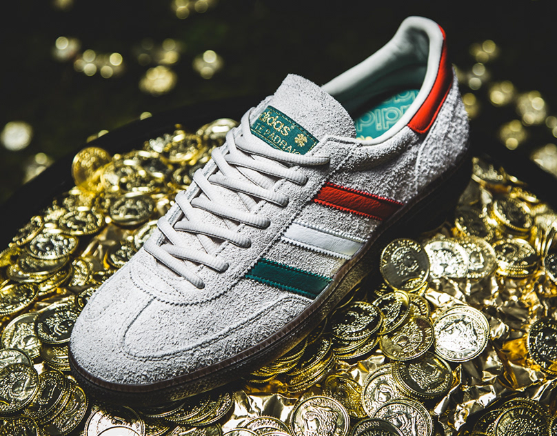 adidas Originals Handball Spezial St Patricks Day 2019