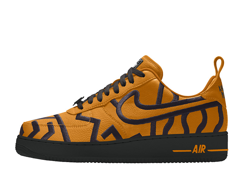 Nike X Karabo Poppy Air Force 1 Collection
