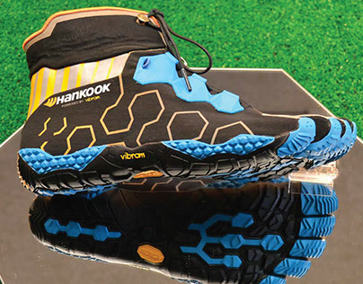 Hankook Vibram Collaboration
