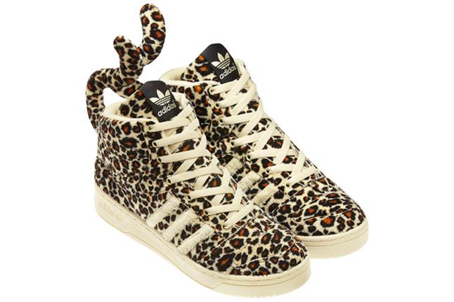 adidas Originals Jeremy Scott 2012 tavaszi kollekció