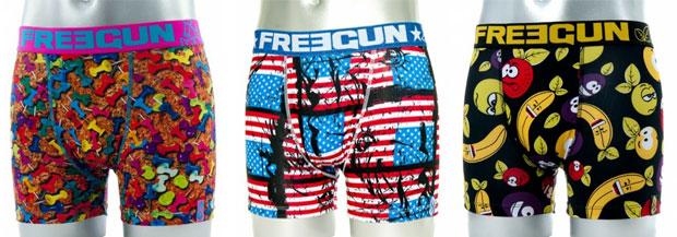 Bencő kedvenc Freegun mintái