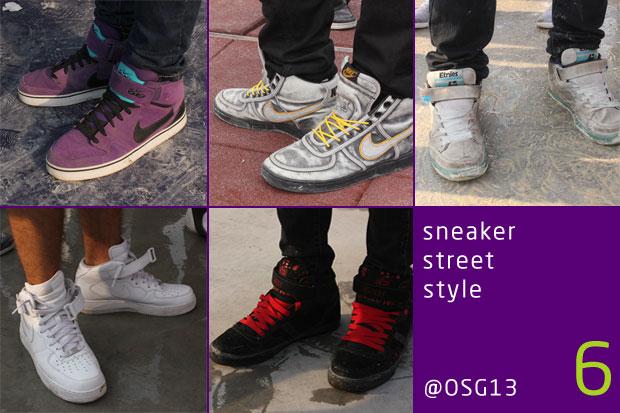 Sneaker Street Style @ OSG13 - hatodik, egyben befejező epizód