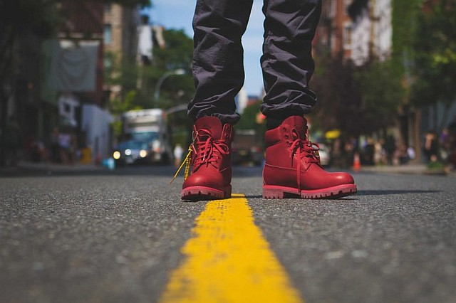 Billionaire Boys Club - Bee Line x Timberland Red Boot