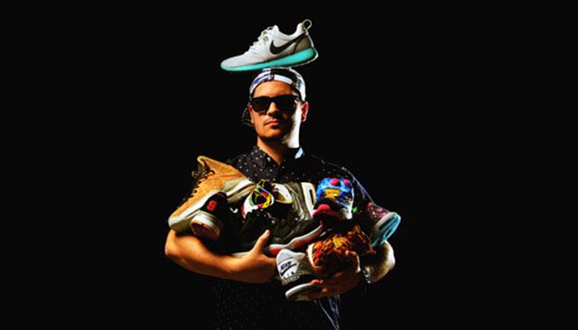 Sneakerhead interjú - Lapeno Roland
