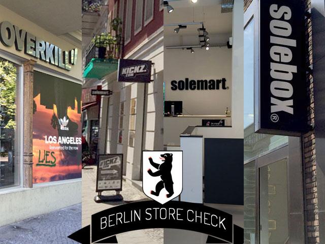 Core Sneaker Shops @ Berlin