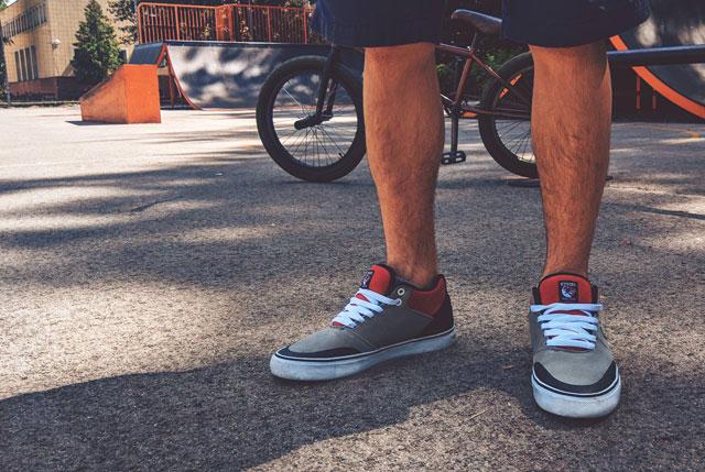 Kezdőik az Etnies Marana Vulc BMX-es cipőteszt