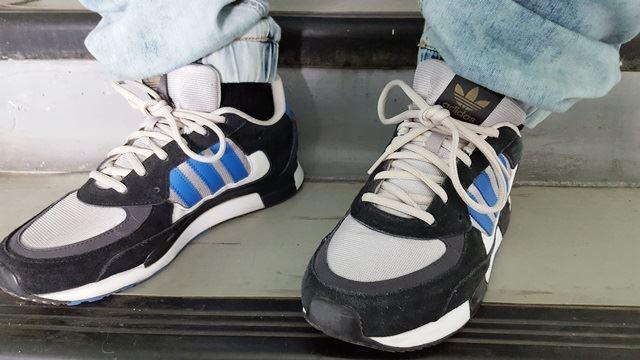 Cipő széles lábra /1: adidas ZX 850 OG