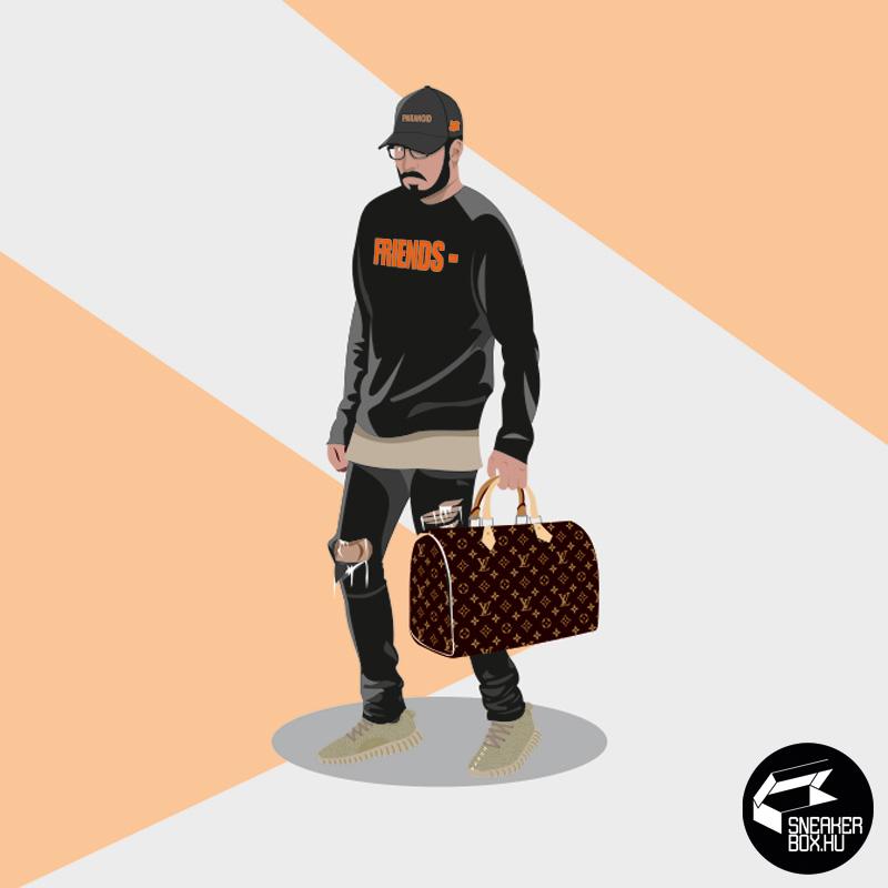 Magyar sneakerhead törzsek? A High-End Hypebeast