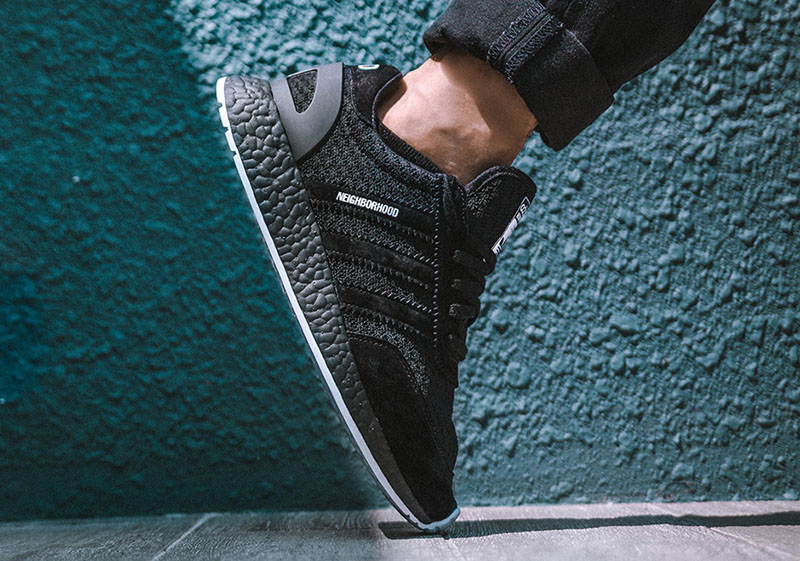 NEIGHBORHOOD x adidas Iniki Runner BOOST