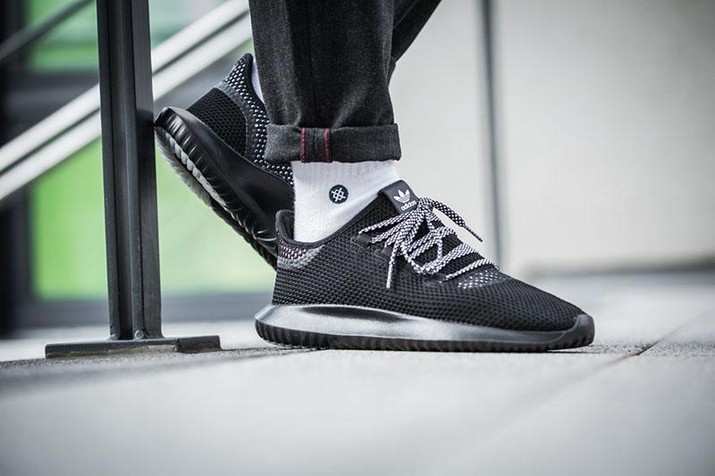 adidas Tubular Shadow fekete/fehér (CQ0930)
