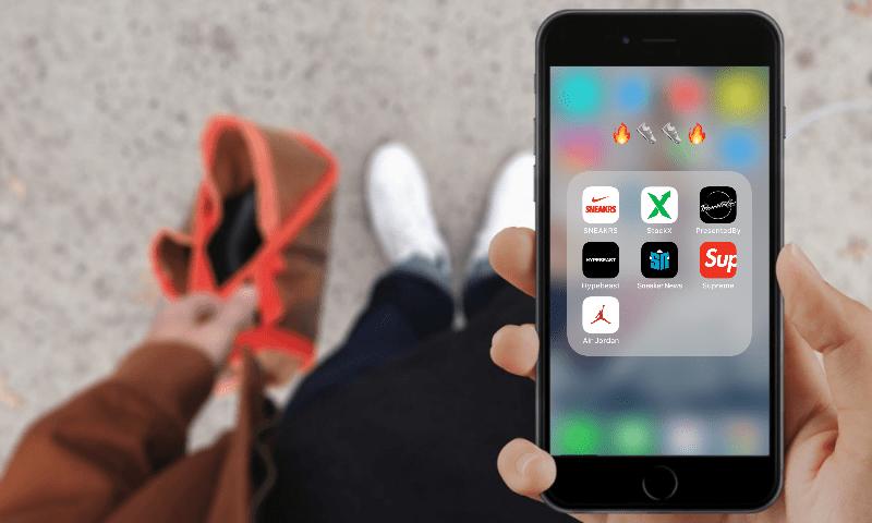 6+1 App Sneaker Headeknek