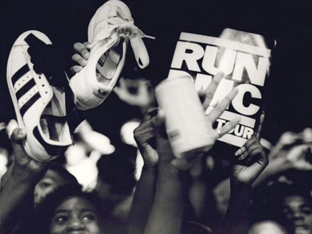 A Run DMC és az adidas Superstar modell összeforrottak