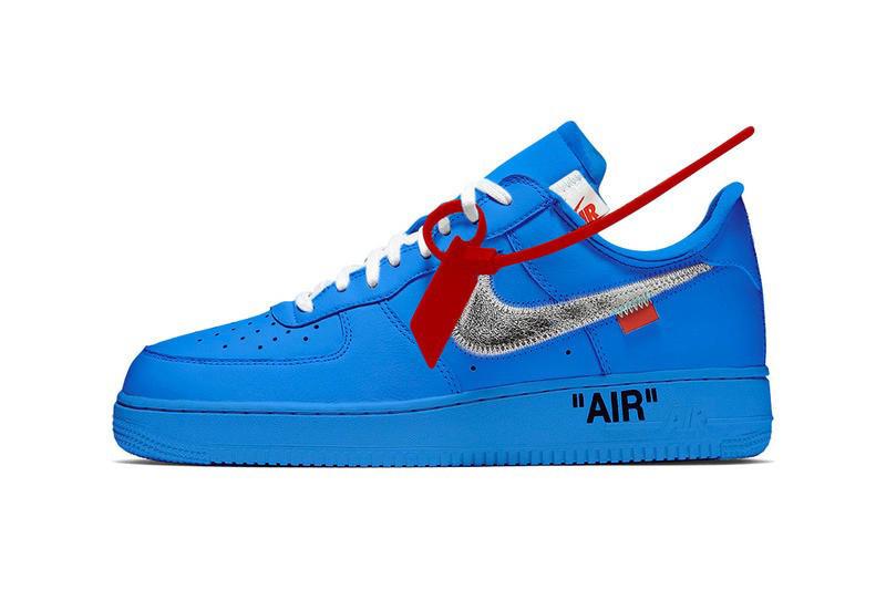 "Nike X Off-White Air Force 1 ""MCA"""