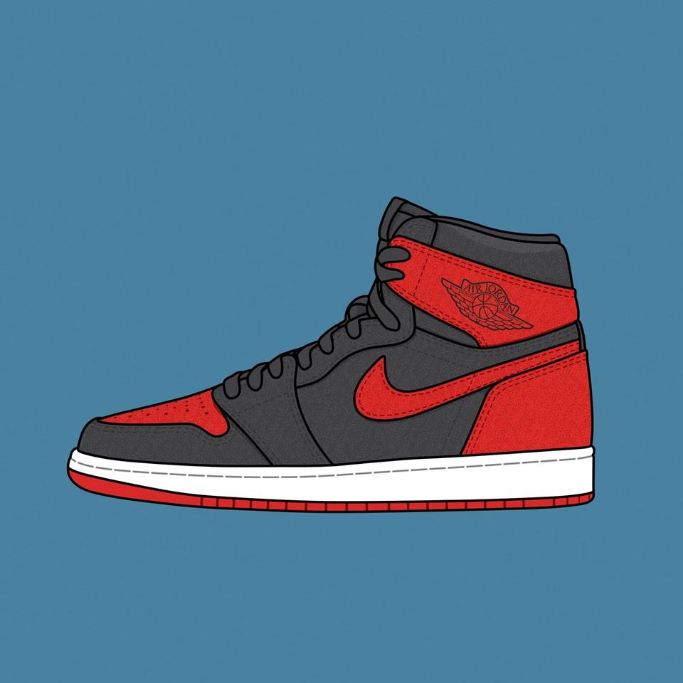 "Nike Air Jordan 1 ""Satin"""