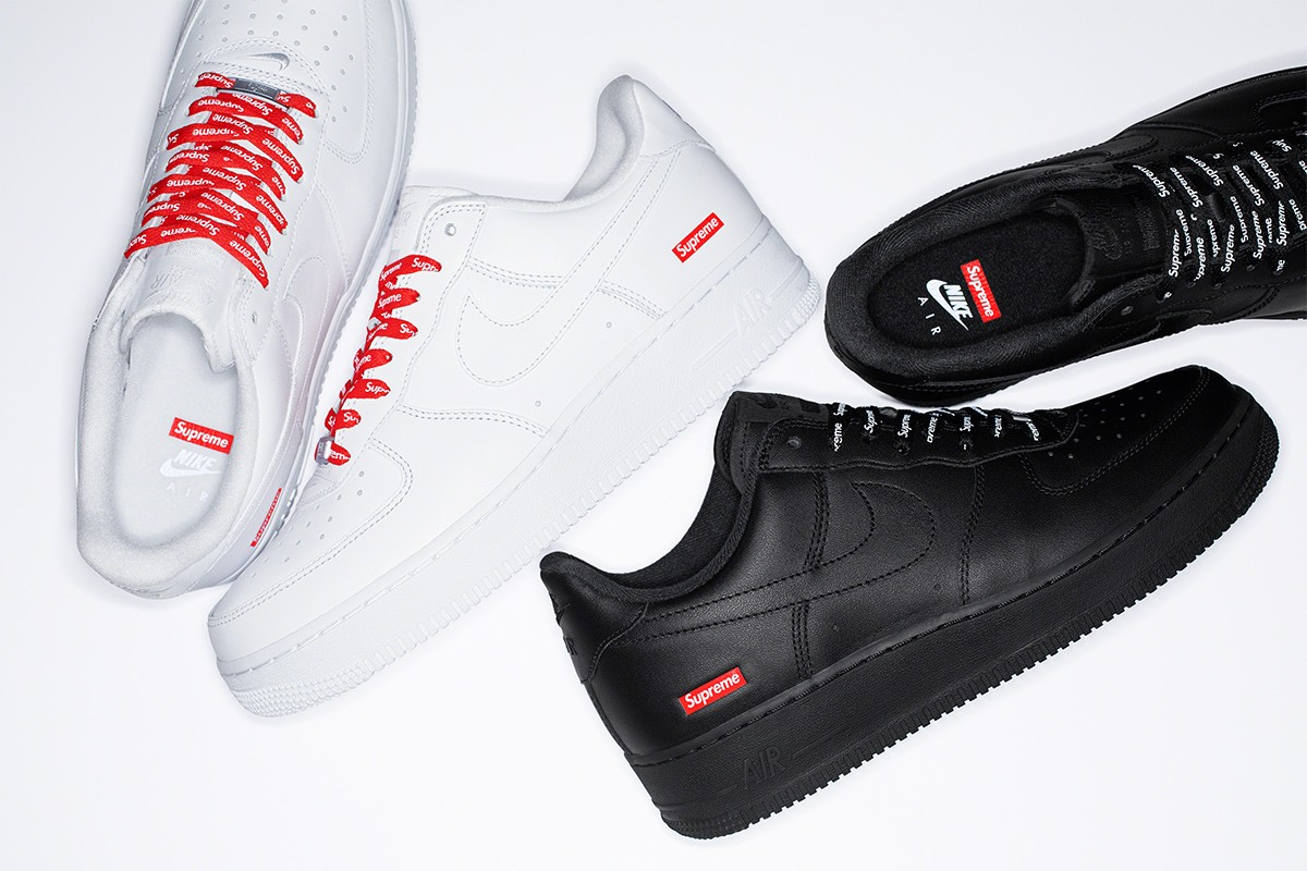 Supreme x Nike Air Force 1 - megéri?
