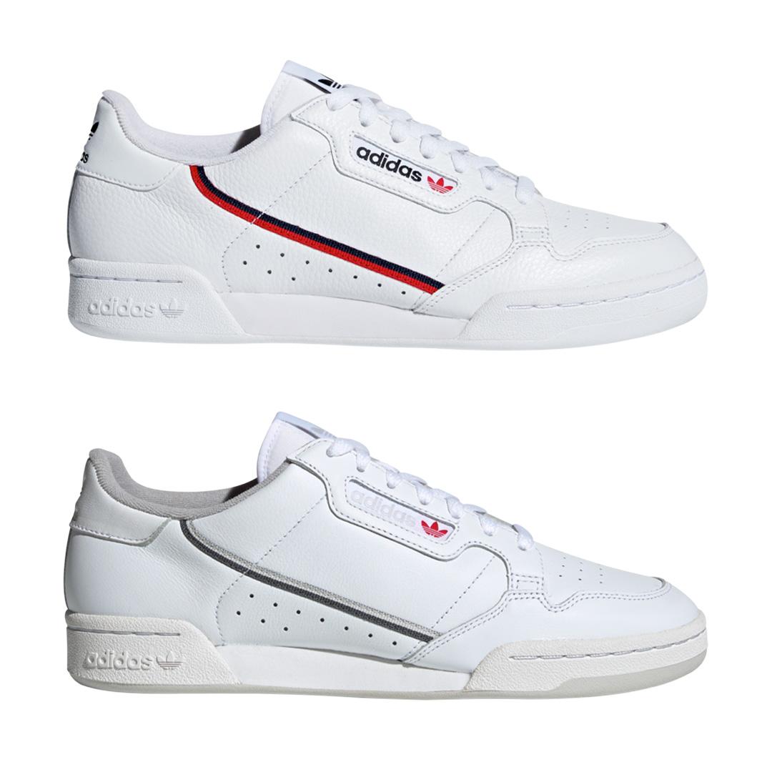 adidas Conti 80 fehérben