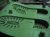 Shoe Bottom Outsole molds