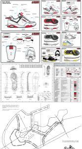 Shoe Designers Spec Pack