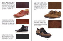 shoe design book shoemaking shoe materials list