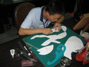 the pattern maker