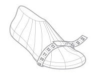 How to measure a last how to measure a shoe last i Shoe instep ball girth waist toe spring heel lift