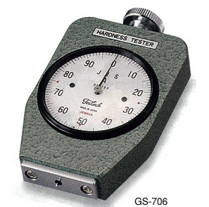 Durometer SHore A Tester- Very important for shoe testing