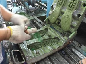 Design shoe mould Mold