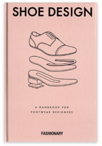 Fashionary Shoe Design Book