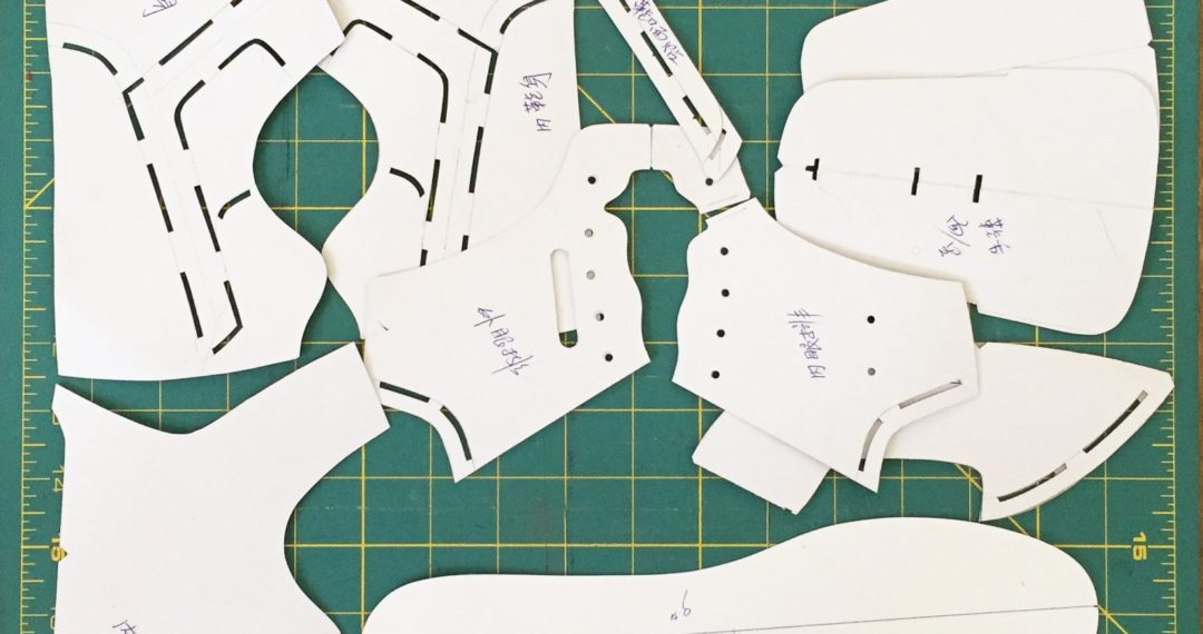 how to make your own shoe pattern