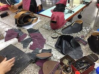 Tour a custom shoe factory