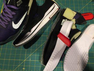 see inside the Nike Kobe Elite XI