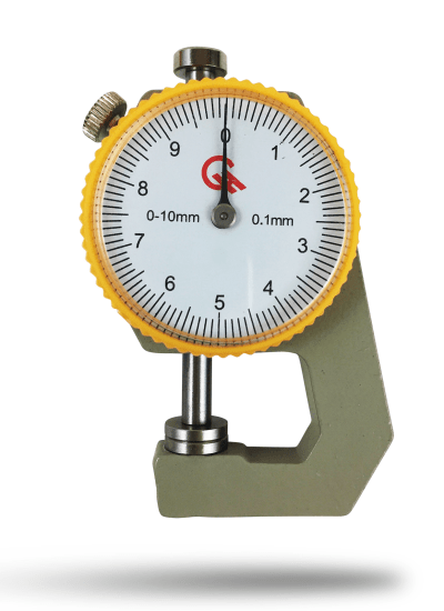 leather measuring tool