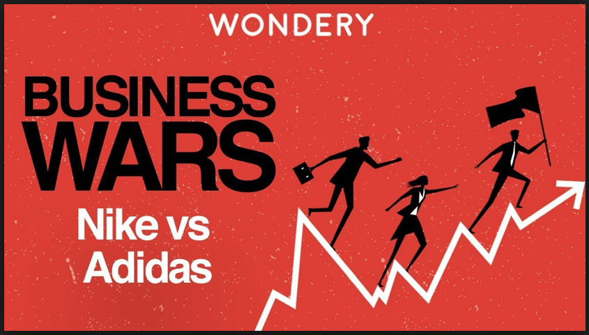 Nike vs Adidas Business Wars