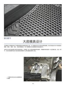 第5章节 : 大底模具设计--43 鞋类大底类型 大底蓝图与製具开发