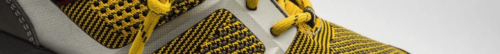 3D-Knit shoe