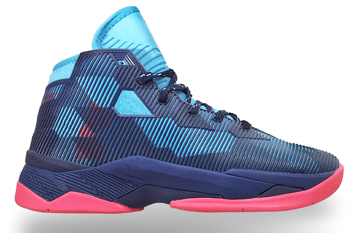 Stephen Curry's second signature shoe with Under Armour