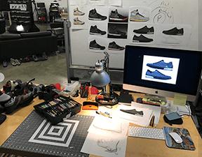 Footwear design tutorial