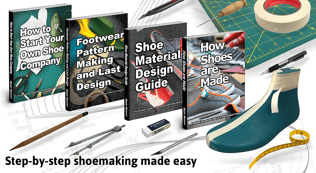 Step by step shoemaking made easy