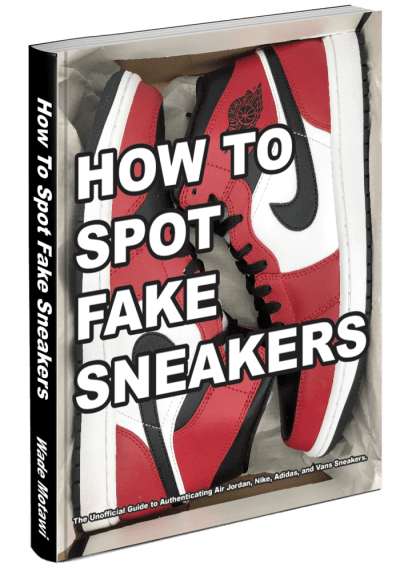 Ebook sneaker Authentication guide