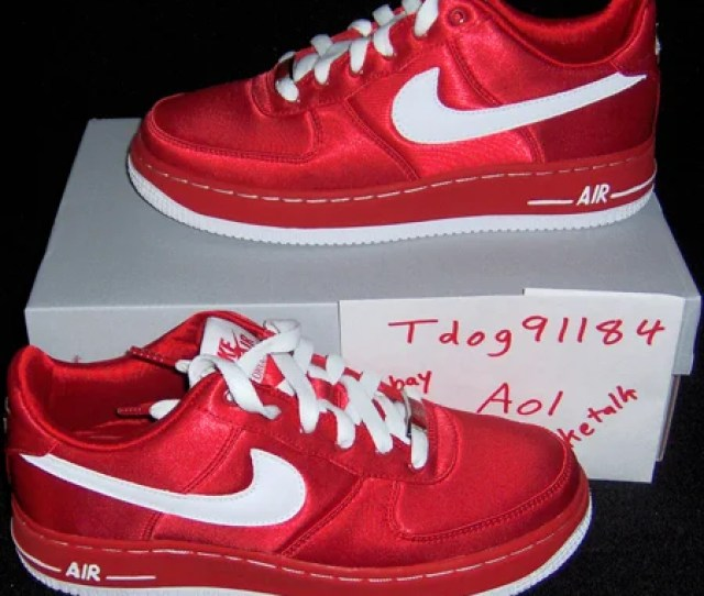Nike Air Force 1 Valentines Day 2007