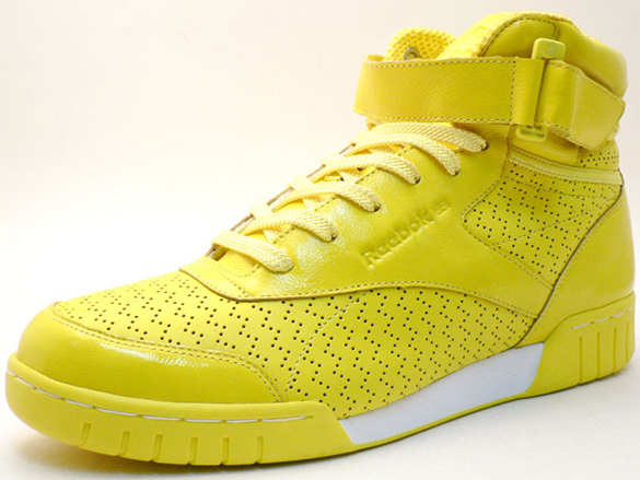 Reebok Ex-O-Fit Hi Spring 2009 Collection