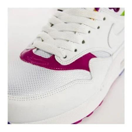 Nike WMNS Air Max 1 (white / purple / lilac / multicolor)